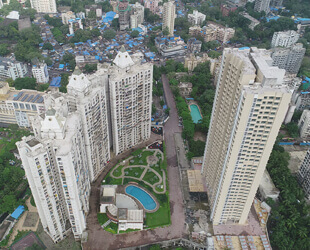 3 & 4 BHK flats in Bhandup